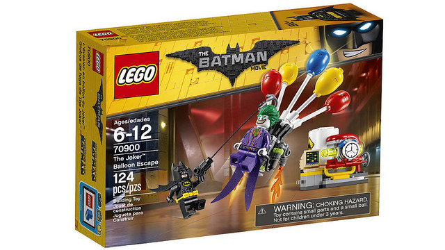 LEGO® 70900~70912【樂高蝙蝠俠電影】The Lego Batman Movie