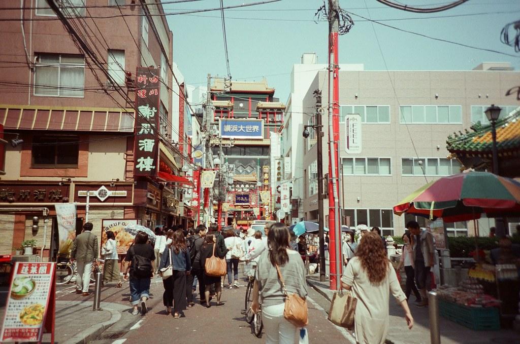 橫濱 Yokohama, Japan / Fujifilm 500D 8592 / Lomo LC-A+ 橫濱大世界,恩,我也不知道大世界是指什麼東西。  記得先在中華街裡面快速的走一遍,然後再從頭開始慢慢走、慢慢拍。  Lomo LC-A+ Fujifilm 500D 8592 7394-0035 2016-05-21 Photo by Toomore