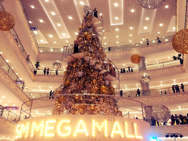 Christmas 2016 at SM Megamall