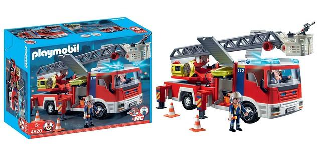 PLAYMOBIL bomberos