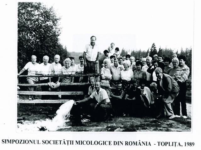 Fotografii de grup evenimente micologice