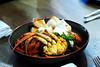 Sydney Food Blog Review of Cafe Mix, Shangri La: Singapore Chilli Crab by insatiablemunch