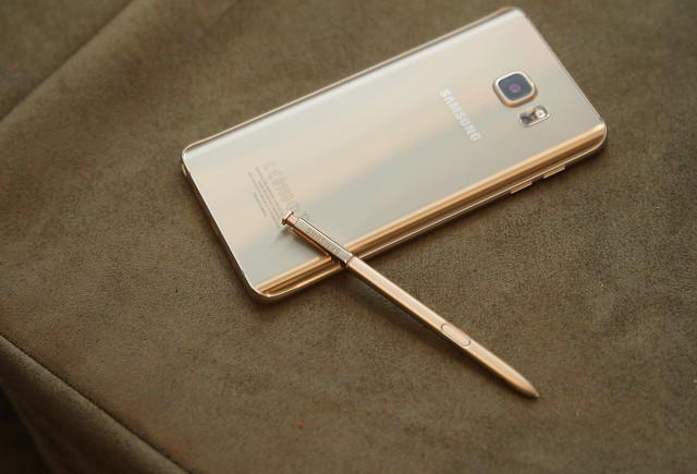 Note 5 / S6 Edge + 第一手實測 (1) 快速動手玩 (多圖) @3C 達人廖阿輝