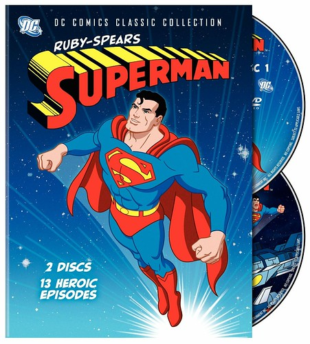 Superman Ruby-Spears (1988, 13odc) cover