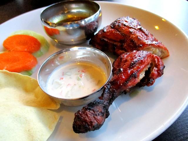 Cafe Ind tandoori chicken