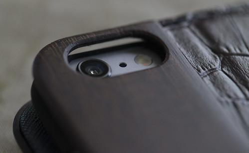 UUNIQUE Wooden Case with Maxi Croc iPhone_19