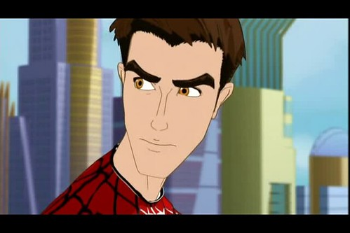 Spider-Man The New Animated Series (MTV Spider-Man) (2003, 13odc)C