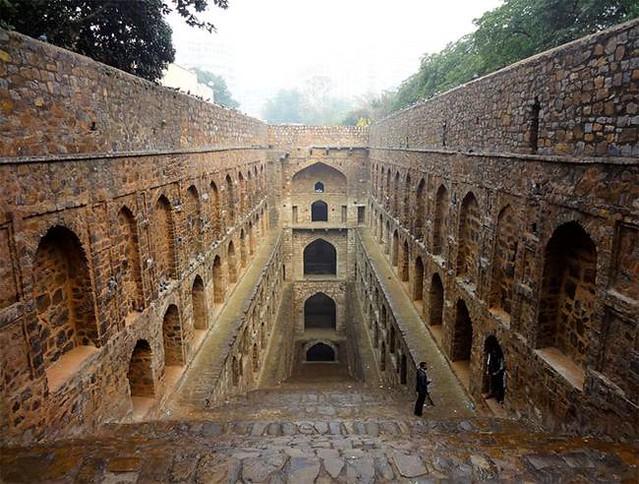 Subterranean Ghosts: India's Vanishing Stepwells     Beyond the Taj Mahal: Non-tourist India - Victoria Lautman