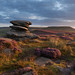 Over Owler Tor Sunrise by Paul Newcombe