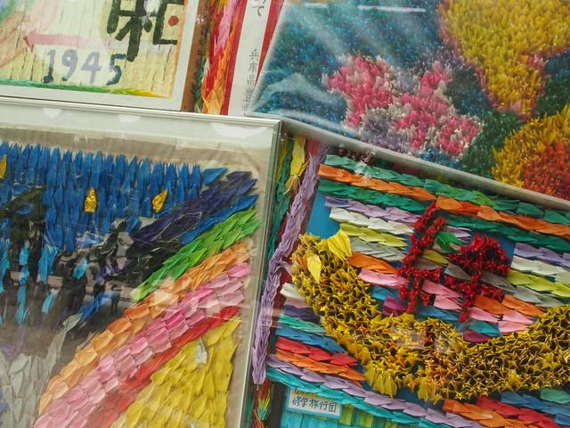 Cranes detail
