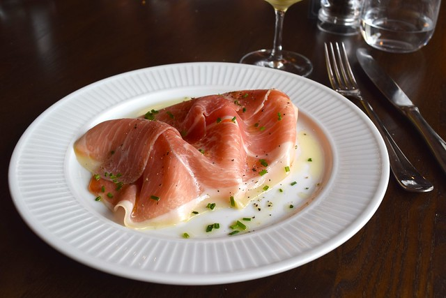 Melon & Ham at Cote in Canterbury