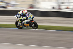 Dominique Aegerter - Moto2 Morning Warm Up