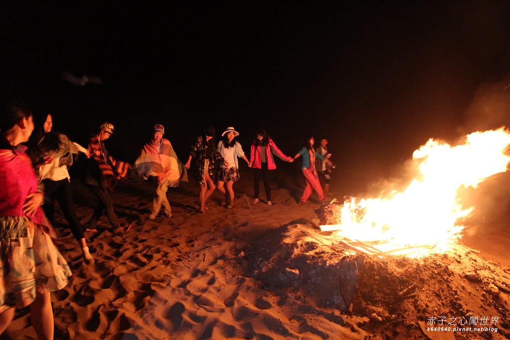 絲路-敦煌鳴沙山月牙泉-沙漠露營26