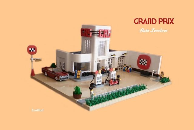 Grand Prix Auto Services
