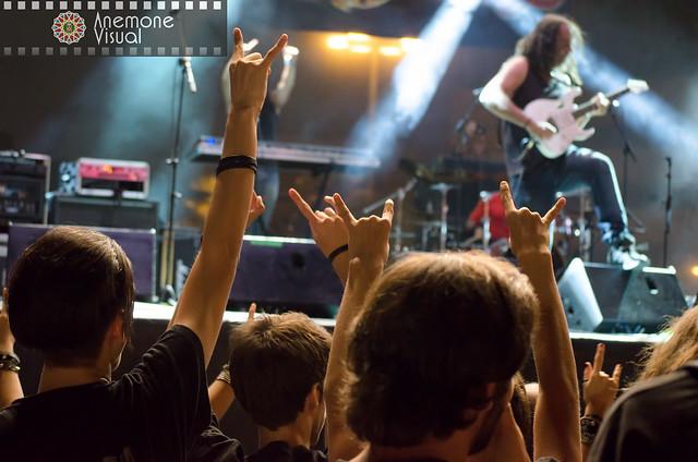 AZRAEL - Zaidín Rock 2015 - 11/09/15