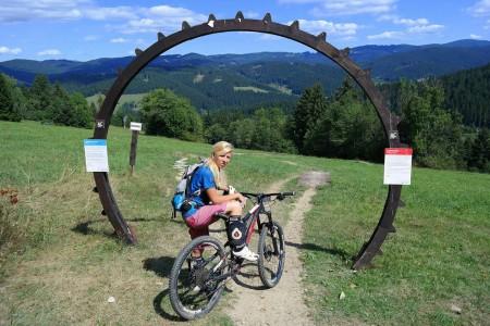 Bike SNOW tour: Bikepark Kyčerka – singltreky pro všechny