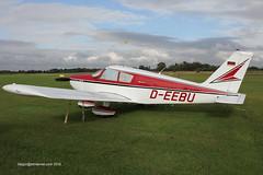 D-EEBU - 1967 build Piper PA-28-235 Cherokee B, visiting Barton