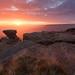 Fairbrook Naze Sunrise by Paul Newcombe