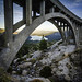 Donner Memorial Bridge by soupyhands