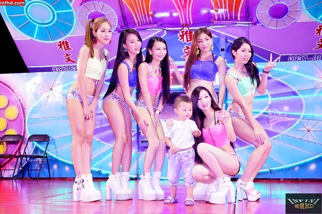 20150930 Baby queens 大寮廟會