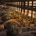 Bethlehem Steel Wheel Room by AndrewJohn2011