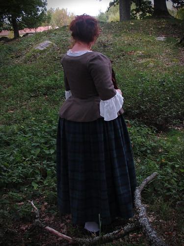 outlander skirt - 2