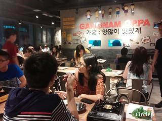 CIRCLEG GANGNAM OPPA 主題餐廳 韓國 貓CAFE 旺角 貓貓地 雪糕 黃埔 黃埔號 黃埔花園 大船 Häagen-Dazs (2)