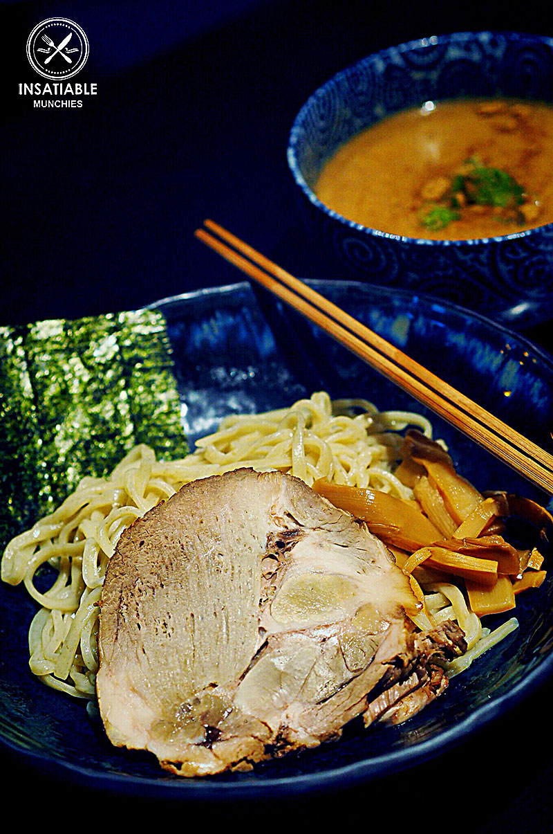 Sydney Food Blog Review of Mugen Ramen, Melbourne CBD: Goma Tsukemen, $13