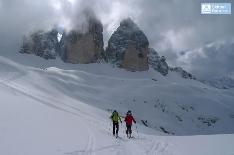 Haute Route jihotyrolských Dolomit