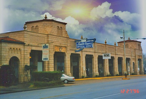 old sky usa cloud building gulfofmexico skyline architecture vintage mexico photo spain downtown mediterranean apartments texas gulf unitedstates tx garage 1996 arcade style landmark courtyard historic business spanish moorish oil register stores complex tycoon beaumont mildred jeffersoncounty yount nrhp onasill