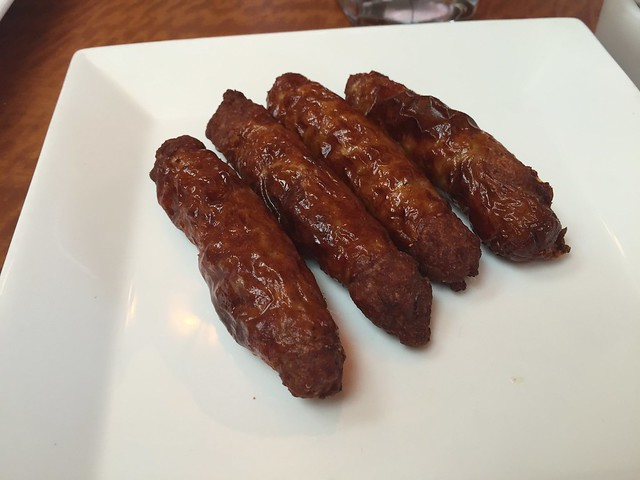 Turkey sausage - The Grille at Shadowrock