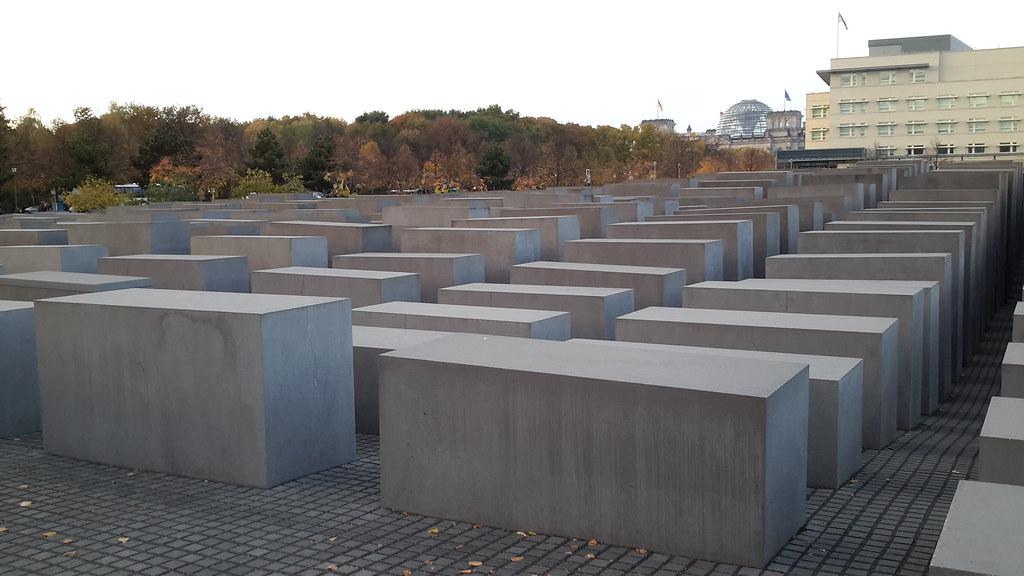 Monument Berlijn - joden