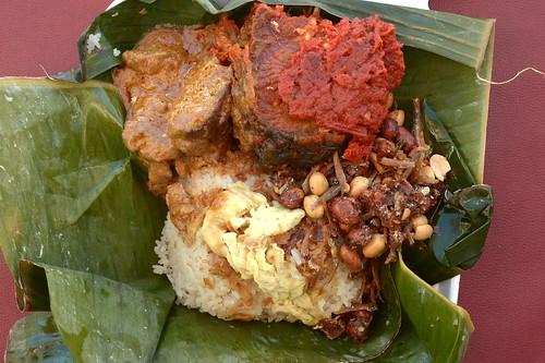 Pondok Kaki Lima Indonesian Food Bazaar at Duarte Inn