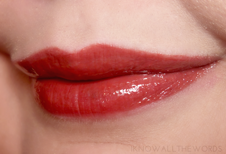 Arbonne Glossed Over Lip Gloss in Hyacinth