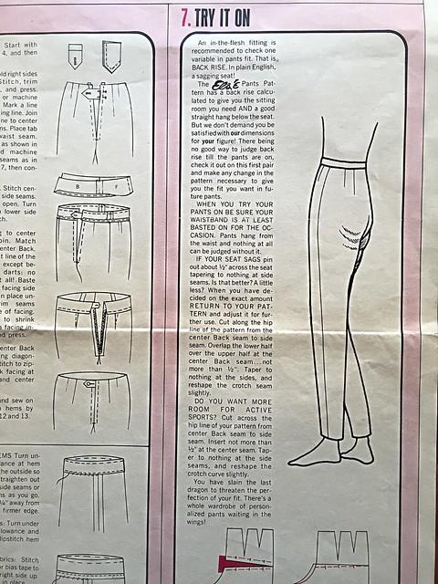 Pants vintage