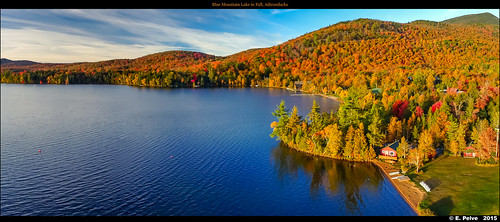 new york blue autumn mountain lake newyork us view unitedstates state oct aerialview adirondacks aerial professional newyorkstate indianlake 2015 bluemountainlake phantom3 dji oct2015 djiphantom3professional