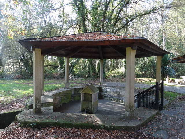 Área recreativa de Fuente Valdobín