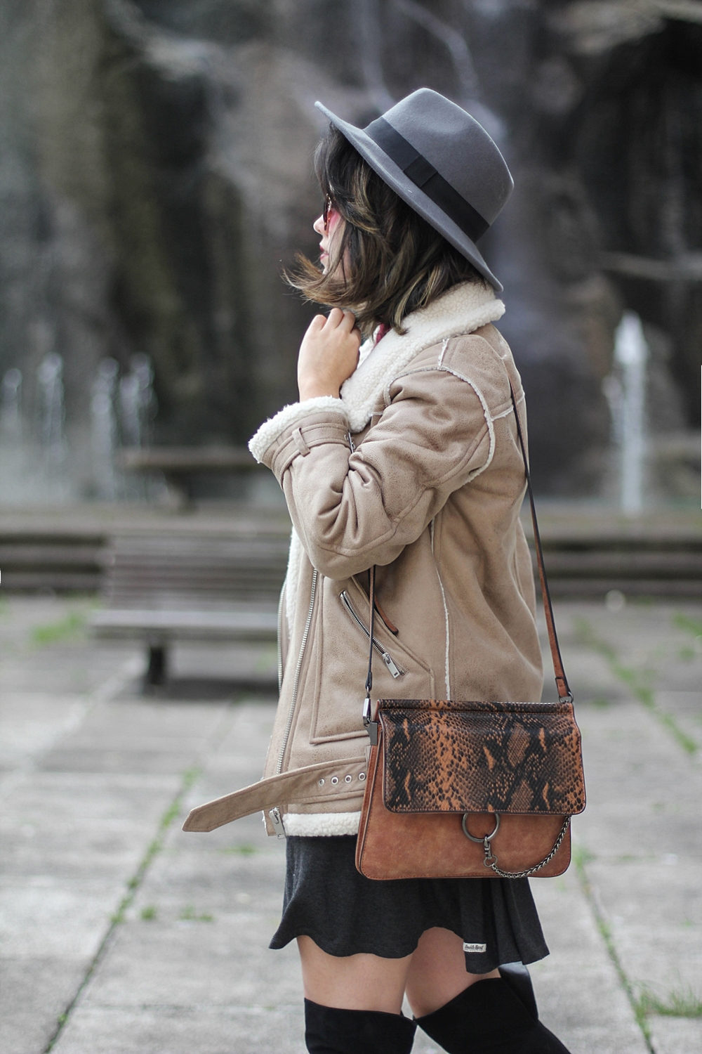 shearling-jacket-beige-la-redoute-hot-to-wear-myblueberrynightsblog