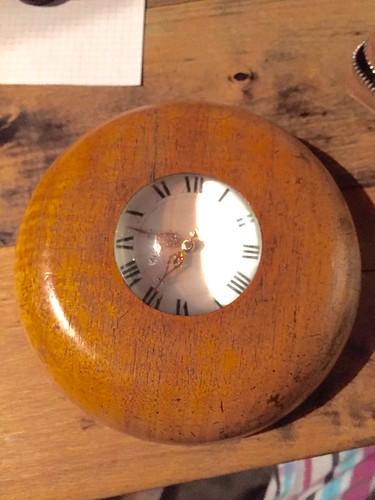 d22c4af1410 Este belo achado da Relojoaria Suíça