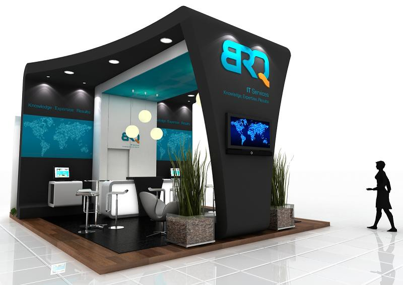 Expo Stands Ideas : Small bespoke exhibition stands m