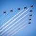 Red Arrows by IRGlover