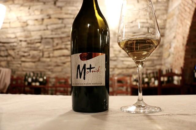 Goriška Vinoteka Brda (Motnik winery)