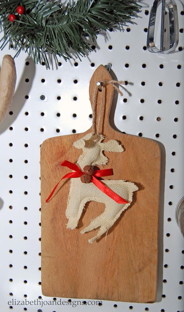 Holiday Deer Ornament