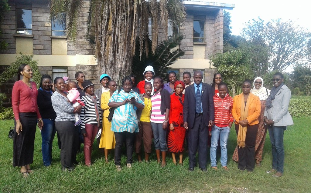 2015-11-28 Kenya: KUDHEIHA Solidarity Center Meeting Report on Migrant Domestic Workers