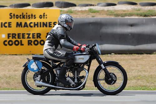 1940 Manx Norton 350cc