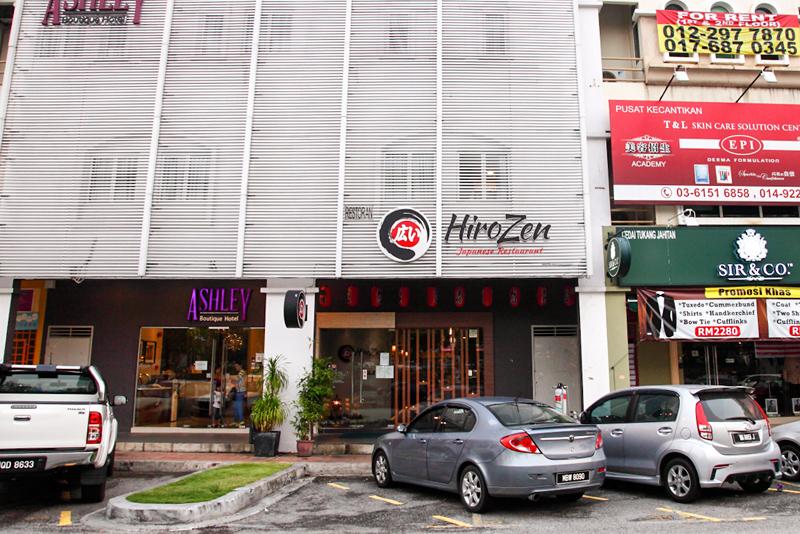 Hiro Zen Japanese Restaurant Kota Damansara