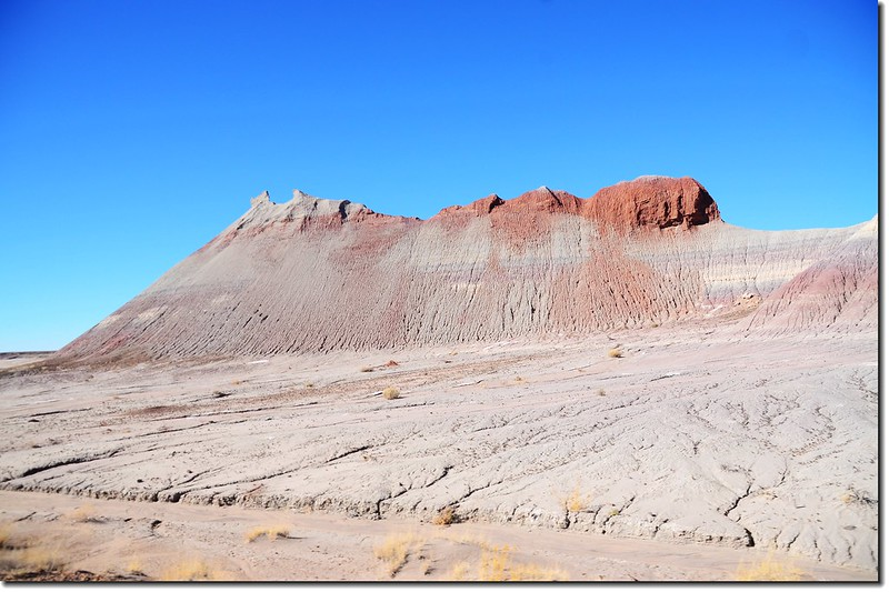 Colors in The Tepees Area, Petrified Forest National Park 2