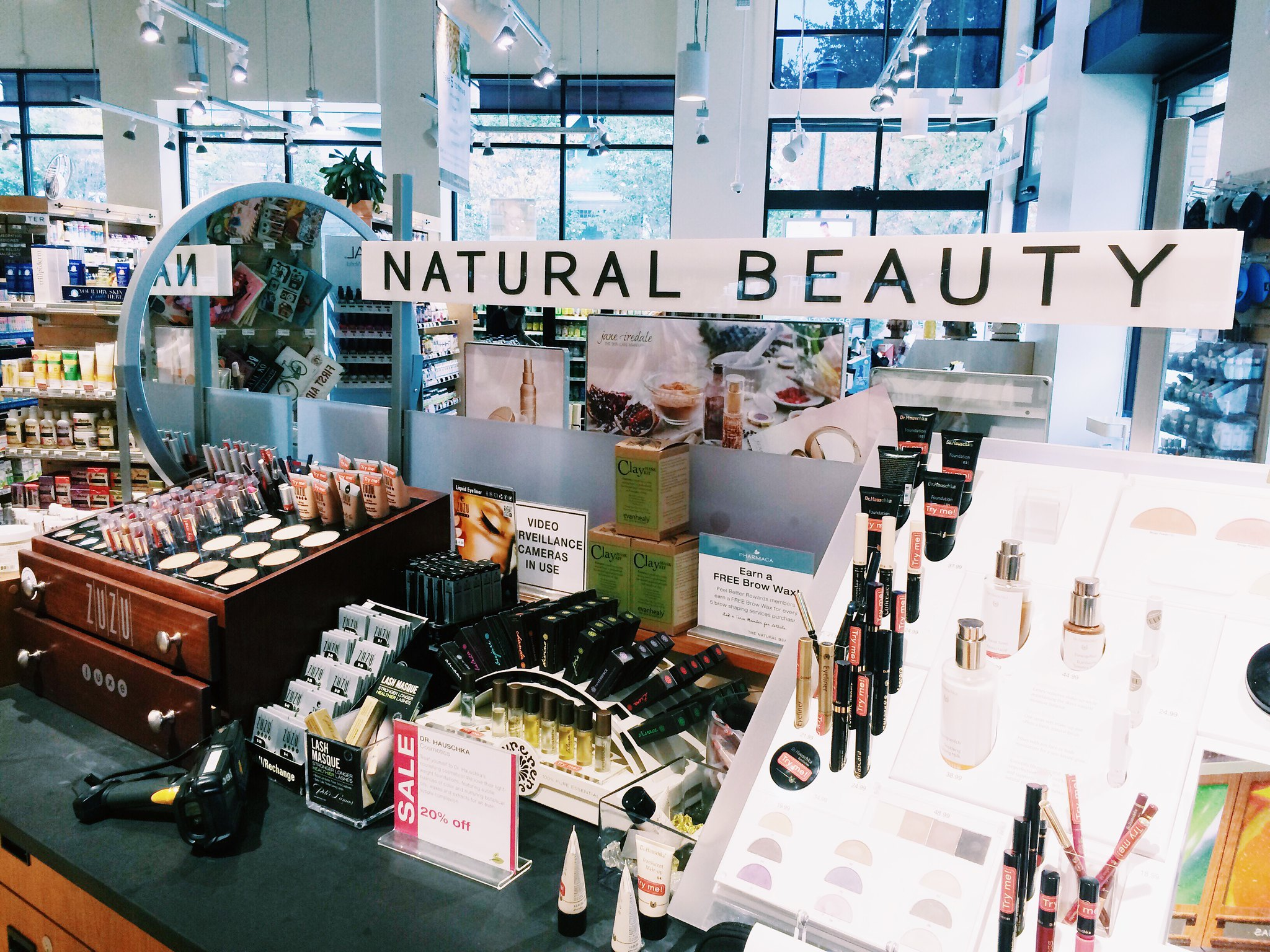 Pharmaca natural beauty