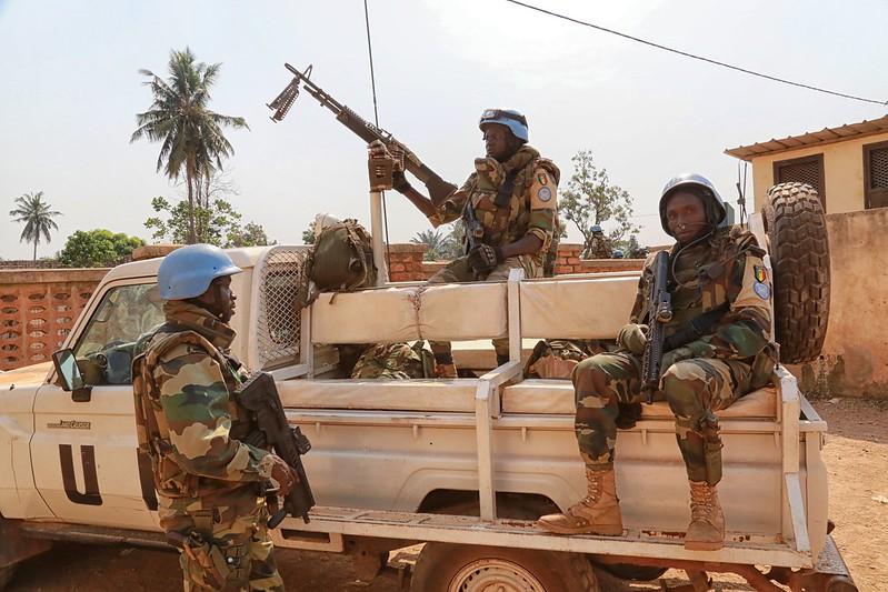 Intervention militaire en Centrafrique - Opération Sangaris - Page 21 23644316161_4afe55c184_c