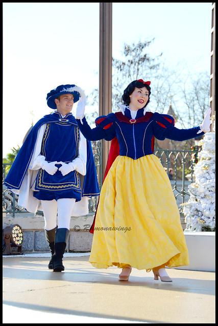 Blanche Neige et Florian
